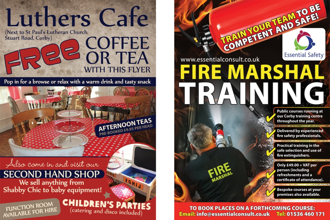 luthers-fire-safety-posters