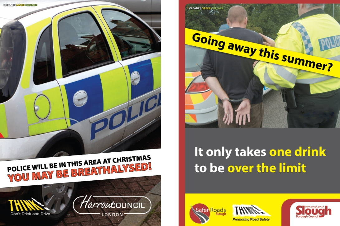 police-drink-driving-posters