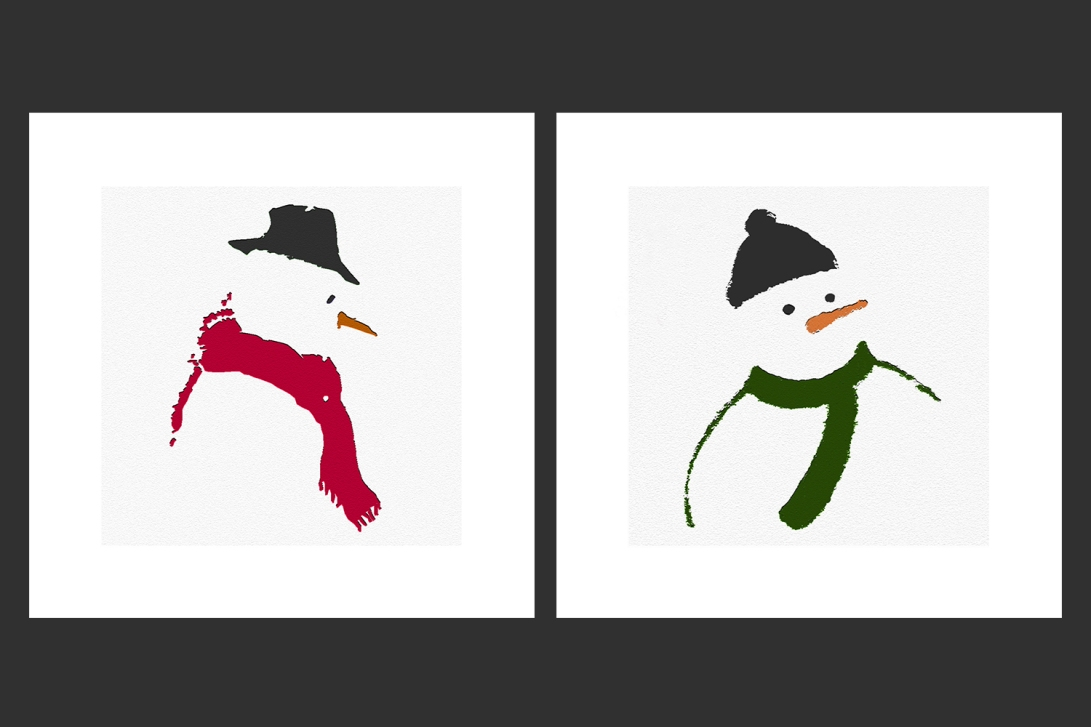 snowman-graphic-cards